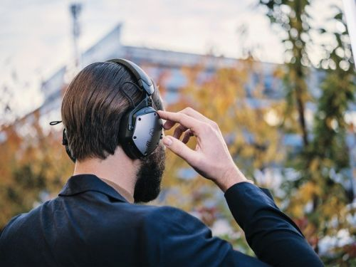 This audio brand just revealed its first Bluetooth ANC headphones