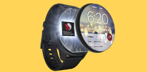 Qualcomm's Snapdragon Wear 3100 smartwatch chipset promises up to 2 days of battery life