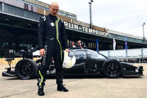 Roborace wants the future of racing to be AI plus humans, working together