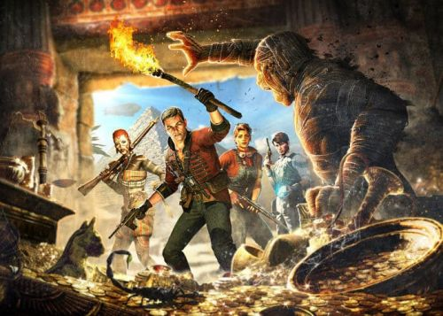 Strange Brigade Multiplayer Adventure Story Trailer