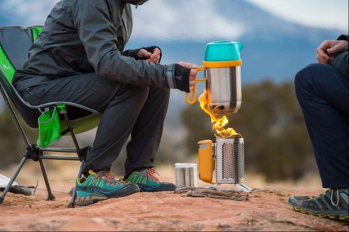 Camping tech-sessories for when you want to not-so-rough it