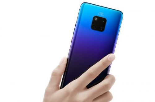 The Huawei Mate 20 Pro is the most advanced smartphone of 2018
