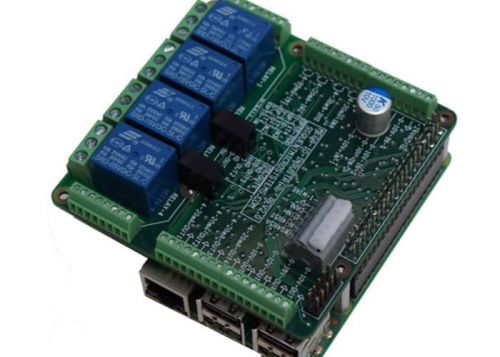 MegaIO-IND RaspberryPi Home Automation Board