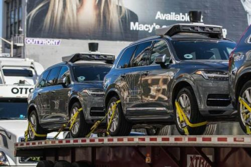 Uber parks its self-driving cars after fatal pedestrian crash in Tempe