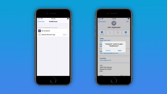 Apple details guidelines for web browsers and email clients with new default app option on iOS 14