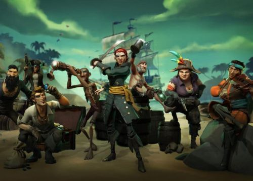 Sea Of Thieves Now Available On Xbox And PC Offering Cross Platform Play