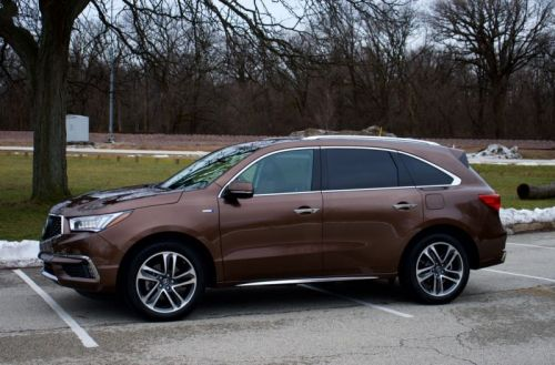 Love the hardware, hate the UI: The Acura MDX Sport Hybrid