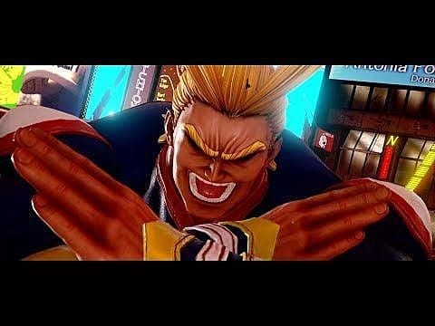 Jump Force DLC's Final Lineup Announced, Includes All Might