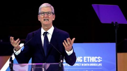 Apple's push for a federal privacy law is reportedly hurting state efforts