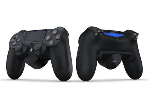 Sony DualShock 4 Back Button accessory arrives Jan 23rd for $30