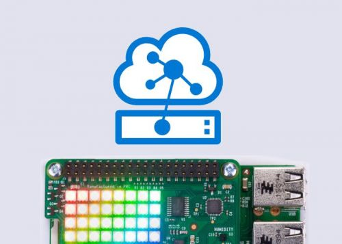 Raspberry Pi Azure IOT Edge with SenseHat introduction