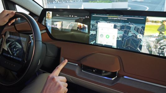 Cars are about to get more screens, improved navigation and a smarter AI