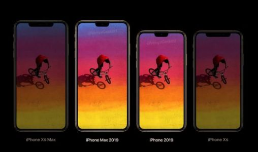 2019's iPhones Will Feature A Much Smaller Notch