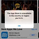 Apple blocks all access to the App Store from Iran