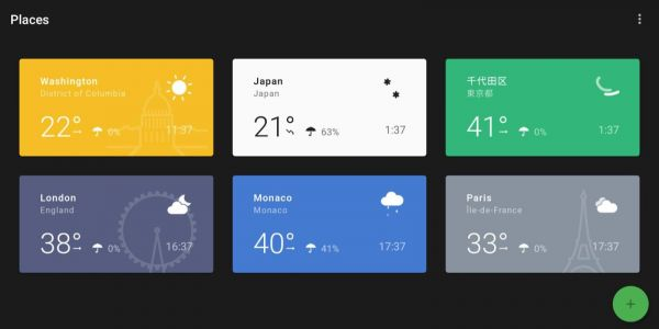 Weather Timeline update adds 'MyRadar' data from new owners; removes Dark Sky, other sources