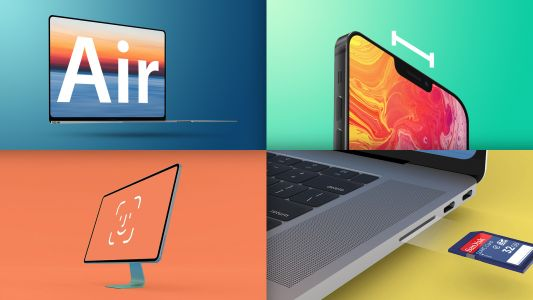 Top Stories: 'Thinner and Lighter' MacBook Air, Smaller iPhone 13 Notch, iOS 14.4 Incoming