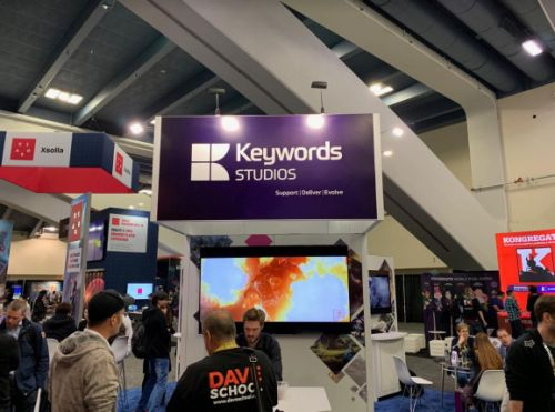 Keywords expands game development outsourcing in Japan