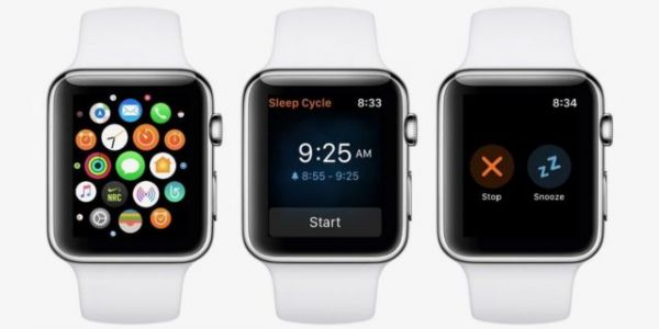 Sleep Cycle App Finally Arrives For The Apple Watch