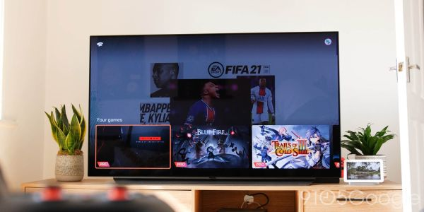 Stadia 3.38 preps 'Playability tips' and deeper Stadia Controller support in Android TV app