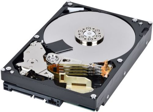 Toshiba Announces 6 TB HDDs for Surveillance Applications