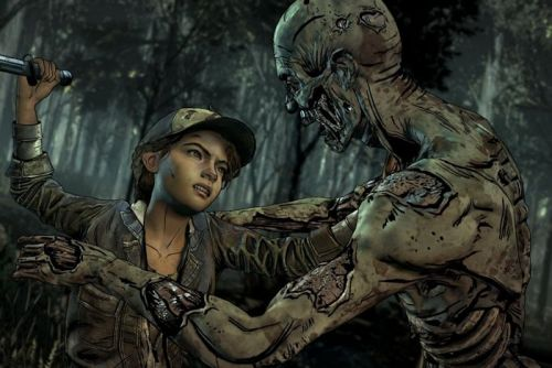Robert Kirkman's studio to finish Telltale's The Walking Dead game