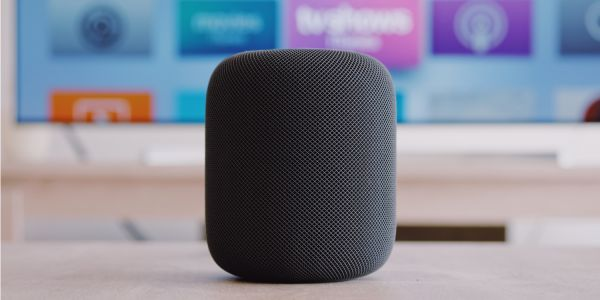 How to enable VoiceOver on HomePod