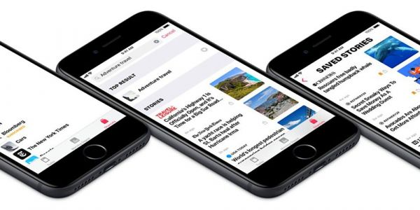 One week out, New York Times and Washington Post still not signed up to Apple News deal