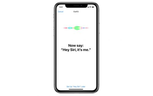 Apple's Latest Machine Learning Journal Entry Focuses on 'Hey Siri' Trigger Phrase