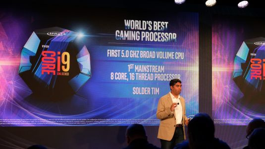 Intel reveals Coffee Lake Refresh 9th-gen CPUs headed by mighty Core i9-9900K