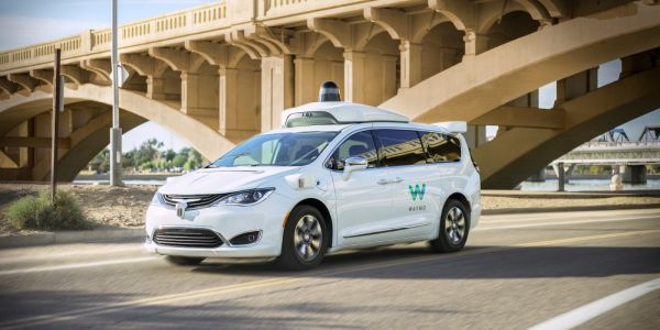 Waymo One is Alphabet's public self-driving car service, culminates nearly decade-long project