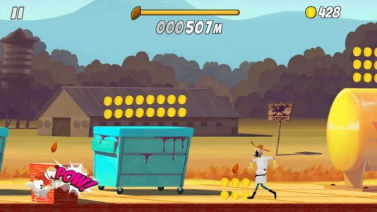 Out Now: 'Chicken Rider', 'Dark Things', 'Kung Fu Z', 'Pocket City' and More