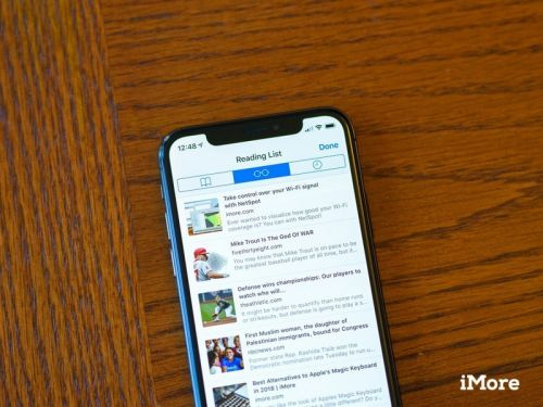 How to use Bookmarks and Reading List in Safari on iPhone and iPad