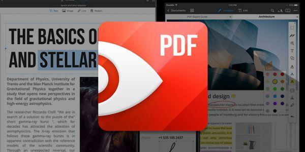 Edit any PDF file to your liking with $25 off PDF Expert