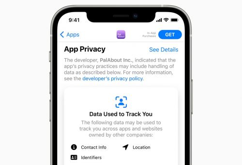 Apple Offers Developers Clarification on Some App Privacy Data Reporting Requirements