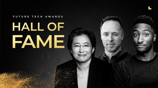 Apple sweeps up 15 wins at the Future Tech Awards