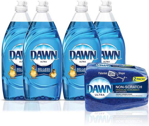 Tackle the dreaded chore of washing dishes with a top-notch dish soap