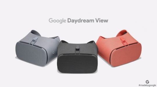 Google Daydream SDK now supports multiple controllers for some devices