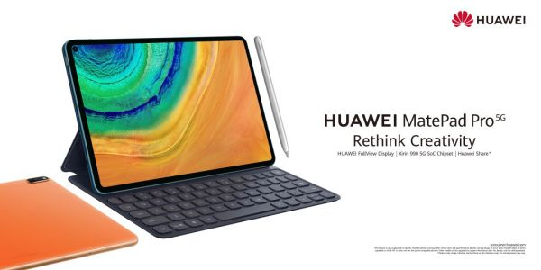 Huawei MatePad Pro 5G Is A Powerful Tablet