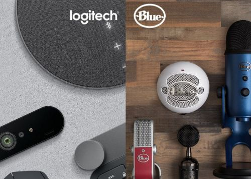 New Logitech G Blue gaming headphones will be officially unveiled on July 9th