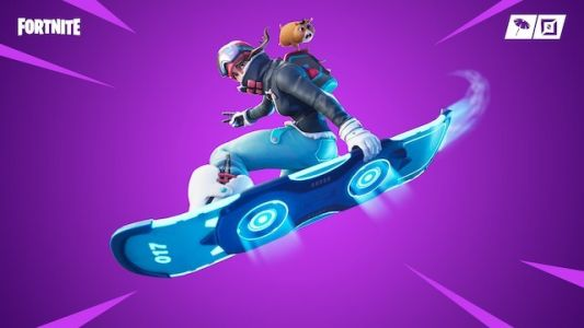 Latest Fortnite Patch Adds A Hoverboard
