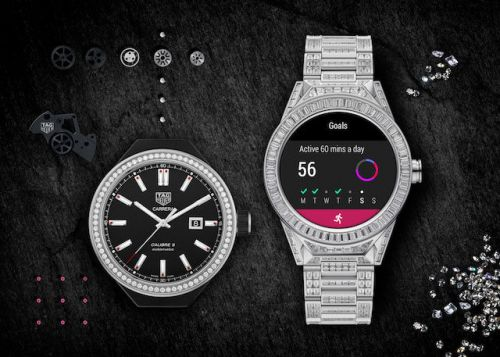 Tag Heuer Is Selling The World's Most Expensive Android Wear Smartwatch