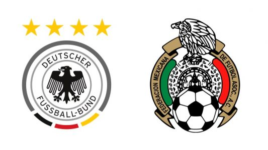 Germany vs Mexico: live stream today's World Cup football match online
