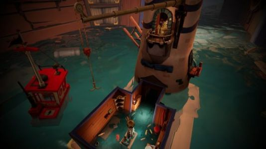 A Fisherman's Tale will hook you in VR