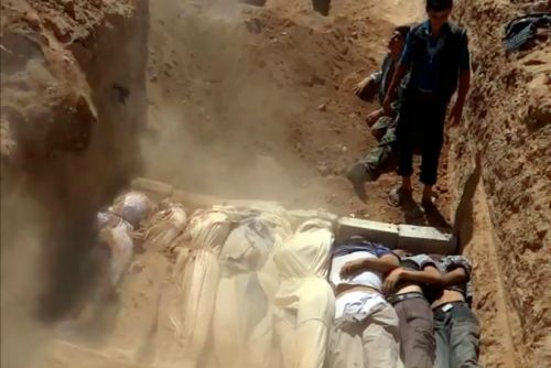 Victory Through Massacre in Syria