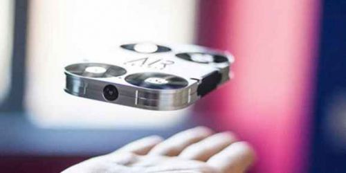 AirSelfie debuts 3 new pocket-sized drones with built-in cameras