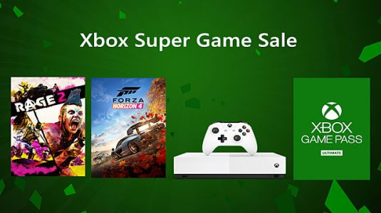 Xbox Super Game Sale Live, Offers Savings on More Than Just Games