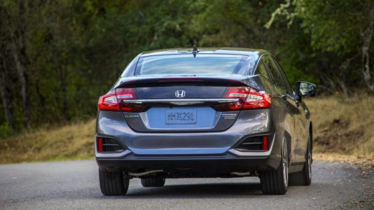 Honda Clarity PHEV Drive and Review