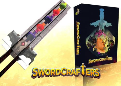 Swordcrafters Card Game Lets You Build 3D Swords