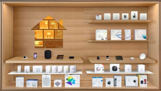 Concept: A more inviting Apple Store HomeKit demo experience