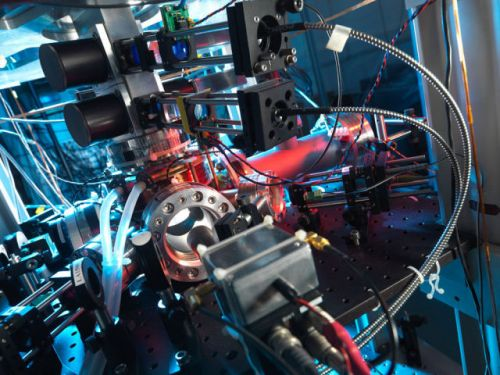 Fiber-guided atoms preserve quantum states-clocks, sensors to come
